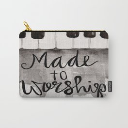 Made To Worship  Carry-All Pouch