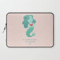 Be A Mermaid! Laptop Sleeve