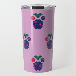 Fruit: Blackberry Travel Mug