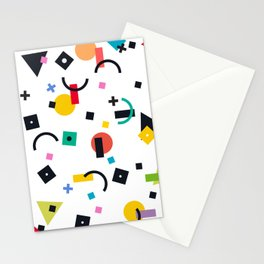 COLORFUL LITTLE NUGGETS Stationery Cards