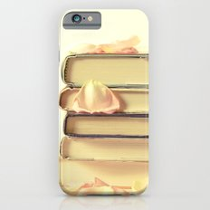 She Wrote Stories and Kept Them Quietly in Her Heart Slim Case iPhone 6