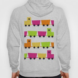 Kids trains Collection Hoody
