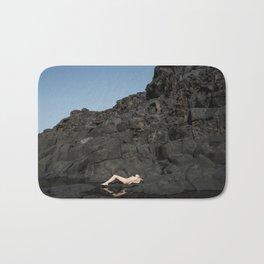 Tectonic Plates Bath Mat