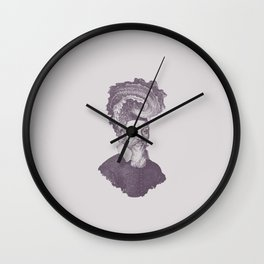 Haute Coiffure  /#8 Wall Clock