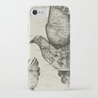 wanderlust iPhone & iPod Cases featuring Wanderlust by Tobe Fonseca