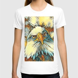 AnimalArt_Eagle_20170603_by_JAMColorsSpecial T-shirt