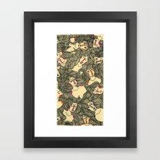 Pantene Ain't Got Nothin' Framed Art Print