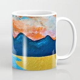 Evening Tide at Murlough Coffee Mug
