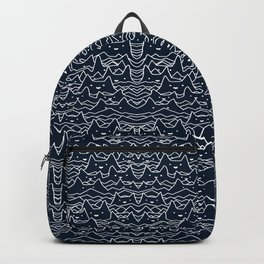 Wave of Cats Backpack