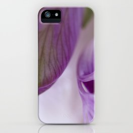 Flower I iPhone Case