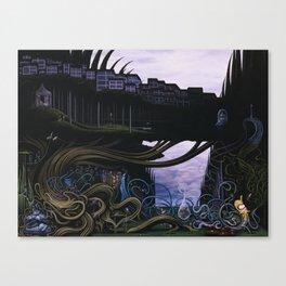 Kiss of Life Canvas Print