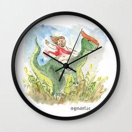 AGNOSTIC Wall Clock