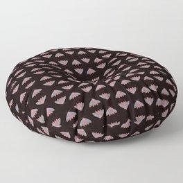 Moth pattern  Floor Pillow