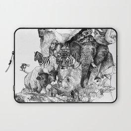 Endangered species Laptop Sleeve