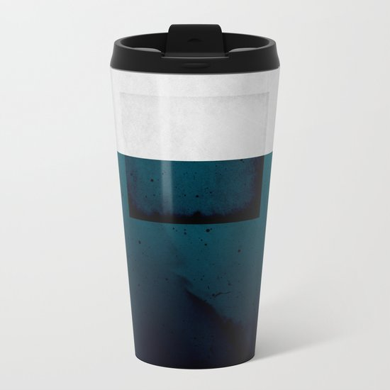 Abyss Metal Travel Mug