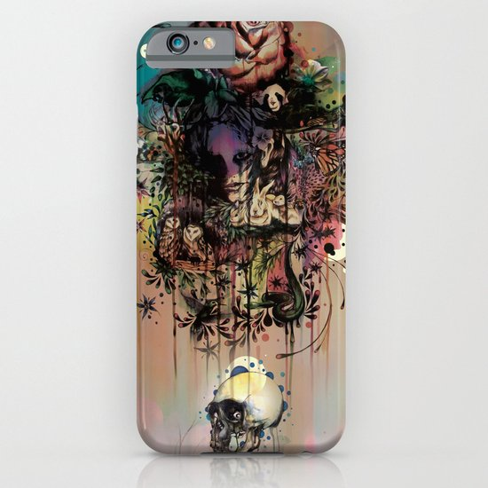 Fauna and Flora iPhone & iPod Case