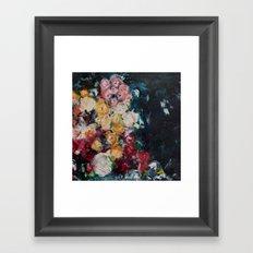 Balboa Roses.. Framed Art Print