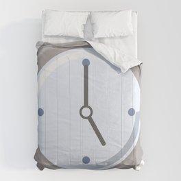 Clock Five Comforters