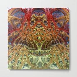 Blood Angel AF Metal Print