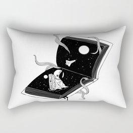 Discover New Worlds Rectangular Pillow