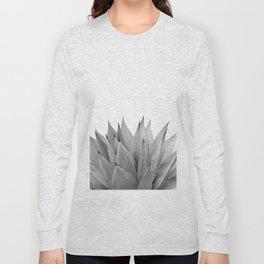 Agave Vibes #10 #tropical #decor #art #society6 Long Sleeve T-shirt