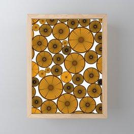 Timber Framed Mini Art Print