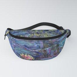 Claude Monet - Nympheas Fanny Pack