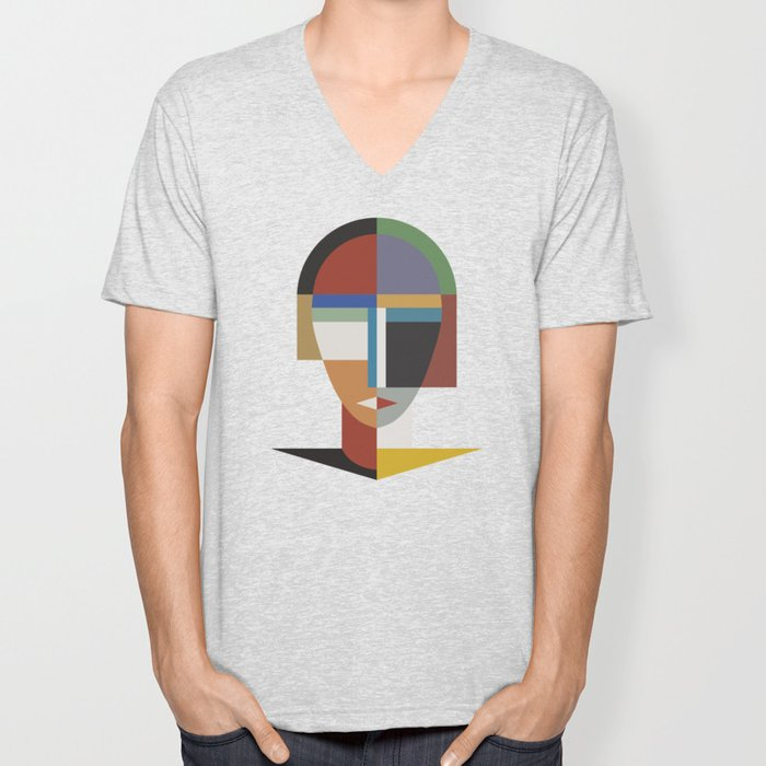 WOMEN AND WOMAN Unisex V-Neck