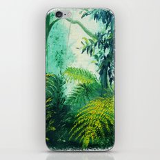 Rainforest Lights and Shadows iPhone Skin