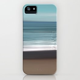 Longing to the Ocean I iPhone Case