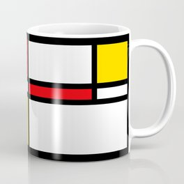 Mondrian Coffee Mug