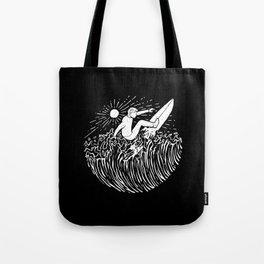 Surf and Shine Tote Bag