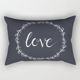 Love Vine Rectangular Pillow