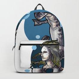Sea Lamprey Mermaid Backpack