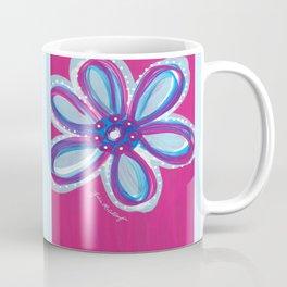 Dark Pink  Coffee Mug