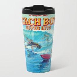 BEACHBOYS Metal Travel Mug