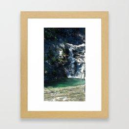Dream Pool Framed Art Print