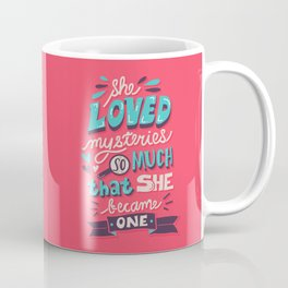 Paper Towns: Mysteries Coffee Mug