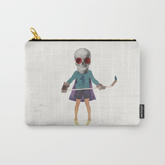 Superhero #9 Carry-All Pouch