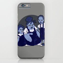 The Gross Sisters iPhone Case