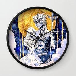 Zack X Tali Wall Clock