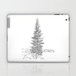 North American fir tree  Laptop & iPad Skin