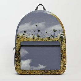 on a meadow Backpack