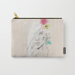 Vague Carry-All Pouch