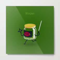 A&A - Ninjar. Metal Print