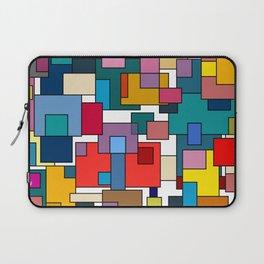 Color Blocks #7 Laptop Sleeve