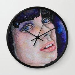 MANTO ESTELAR Wall Clock