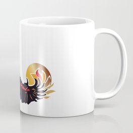 Eagle Soaring at Sunrise  Coffee Mug