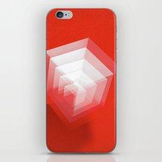 cubes... iPhone & iPod Skin