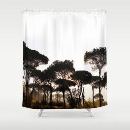 Pineland Shower Curtain